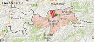 Zuid-Tirol ofwel Aldo Adige, Noord-Italië