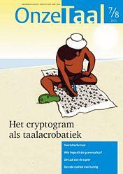 Publieksbladen over taal: enkel voor Germanen?