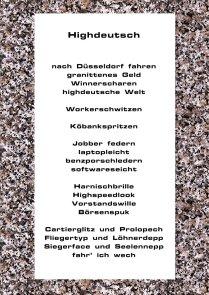highdeutsch